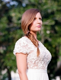Cole Whitworth Ivory&Beau Hair Only by MRMA&HS