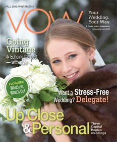 The Vow Magazine Fall/Winter 2013